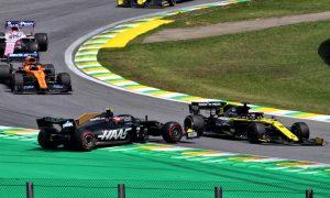 'Upset' Ricciardo apologized to Magnusson for clash
