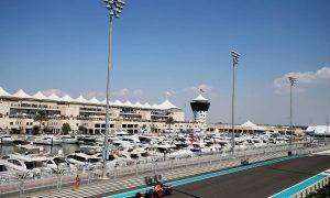 2019 Abu Dhabi Grand Prix Free Practice 1 - Results