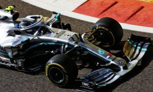 Mercedes' Bottas dominates opening practice in Abu Dhabi