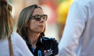 'Rock bottom' Williams can't afford repeat of 2019
