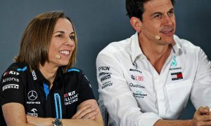 Mercedes' Wolff reportedly invests in Williams!
