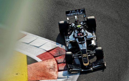 Kevin Magnussen (DEN) Haas VF-19. 30.11.2019. Formula 1 World Championship, Rd 21, Abu Dhabi Grand Prix, Yas Marina Circuit, Abu Dhabi, Qualifying Day.  - www.xpbimages.com, EMail: requests@xpbimages.com © Copyright: Dungan / XPB Images