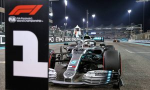 Hamilton and Bottas top final qualifying of 2019 in Abu Dhabi