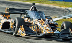 Arrow McLaren passes screen test at Sebring