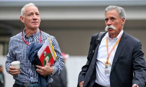 F1 to 'selectively drop' certain races in future - Carey