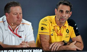 Abiteboul: Renault 'benchmark' instigated changes at McLaren