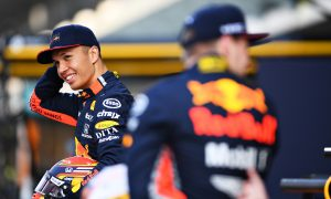 Albon is determined to 'mix it at the front' in 2020