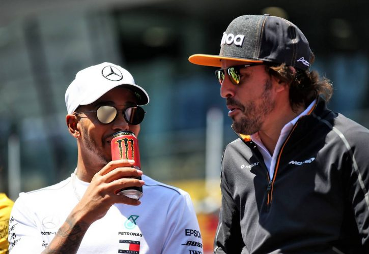 Hamilton: All my rivals phoning Wolff over Mercedes F1 seat
