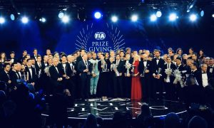 Gallery: The 2019 FIA Prize Giving ceremony
