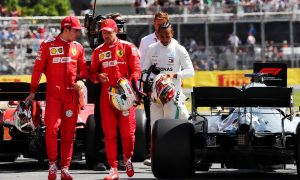 Ferrari boss says meeting with Hamilton 'blown out of proportion'