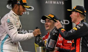 Carey sees 'incredible rank of young talent' behind Hamilton