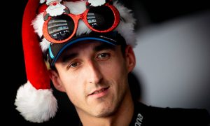 Kubica realistic, but won't rule out F1 return in the future