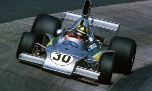 Two Formula 1 racers born on Christmas day