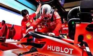 Leclerc crash forces Ferrari to end test early in Abu Dhabi