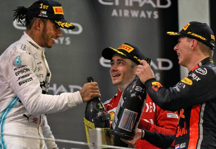 Lewis Hamilton expects Mercedes' F1 rivals to 'step up' in 2020