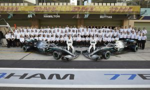 Mercedes forks out record amount to cover F1 entry fee