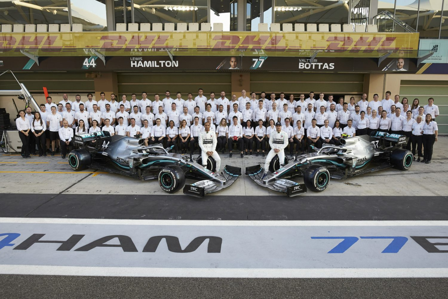 Mercedes Forks Out Record Amount To Cover F1 Entry Fee F1i Com