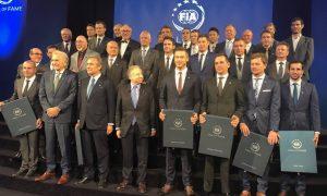 FIA celebrates world endurance champions Hall of Famers