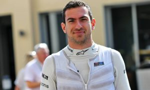 Latifi says first official day with Williams 'felt different'