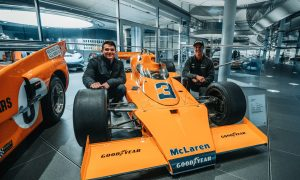 McLaren's IndyCar chargers kneel to royalty