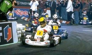 One final battle between Senna and Prost