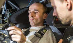 Kubica back in action with BMW at Jerez