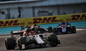 Raikkonen stumped by Alfa performance drop in Abu Dhabi