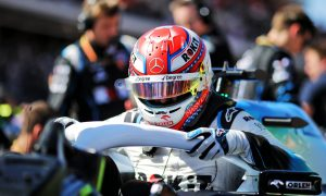 Russell to split testing duties between Williams and Mercedes
