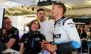 Williams: Russell 'in same bracket' as Hill, Mansell and Rosberg