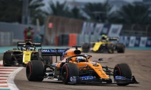 Sainz celebrates sealing 'best of rest' success