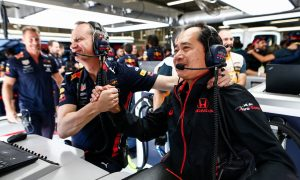 Honda thanks partners and fans after 'encouraging' year