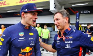 Horner: Verstappen the most 'in form' driver at the moment