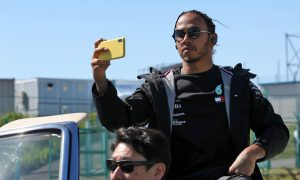Why did Ecclestone swamp Hamilton with 'cease and desist' letters?