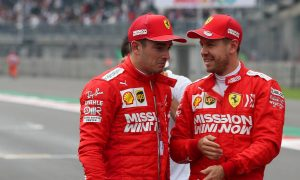 Villeneuve: 'Chemistry' between Ferrari drivers just not right
