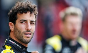 Ricciardo: 'I don't like seeing myself in ninth'