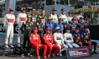 Drivers end of season photograph. 01.12.2019