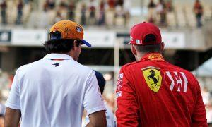 McLaren tells Ferrari to 'take care' of Sainz