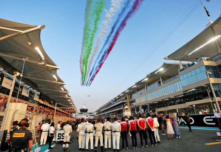 F1 crowds again above four million mark in 2019