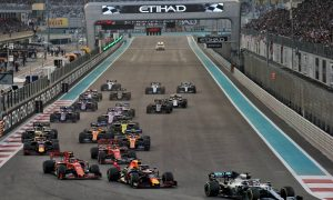 2019 Abu Dhabi Grand Prix - Race results