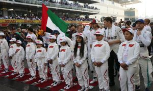 Scenes from the paddock - Yas Marina
