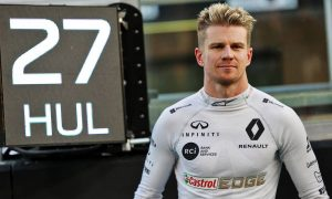 Hulkenberg feels final race 'could have been really good'