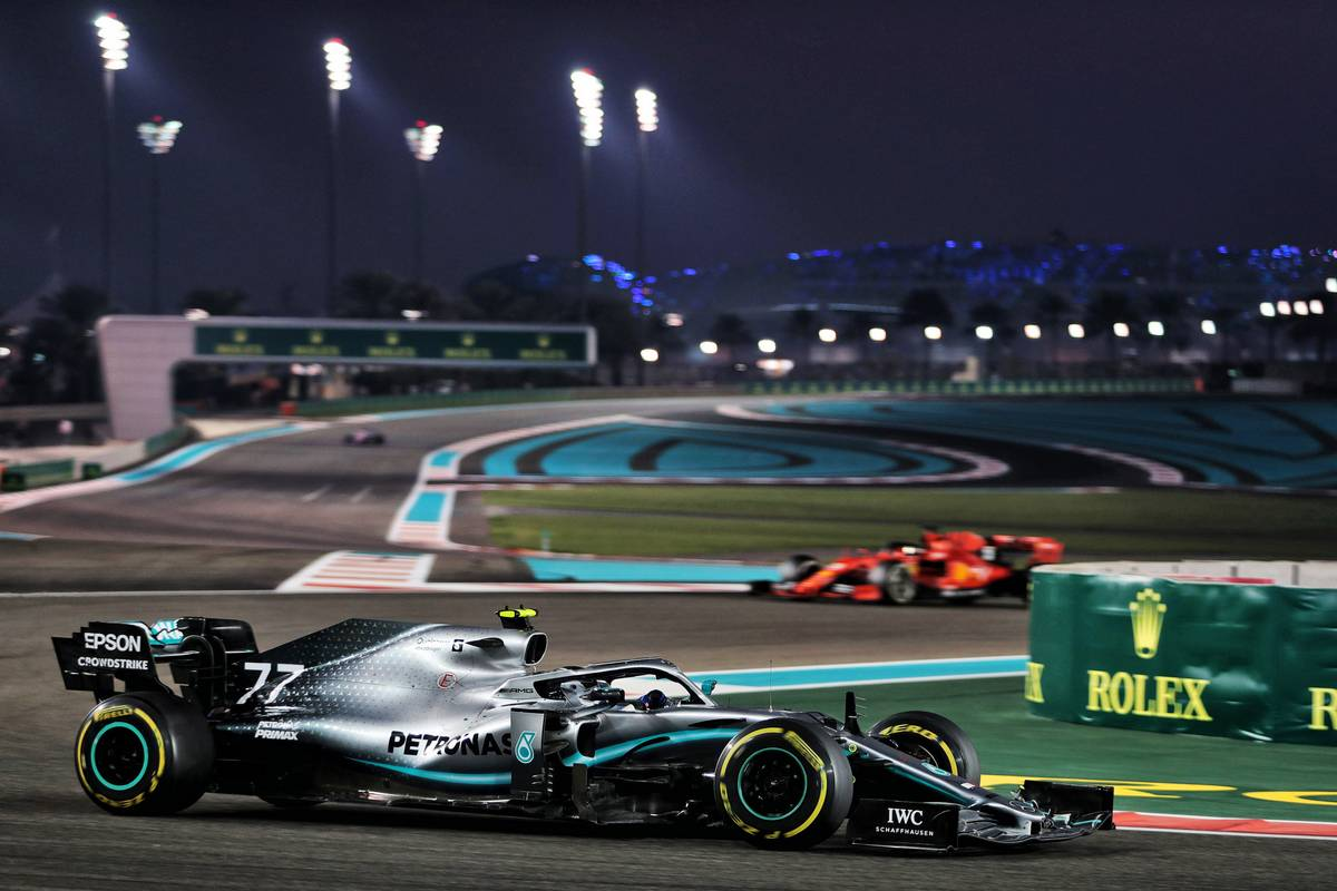 Sainz thrilled with P6 after treating Abu Dhabi as a championship decider