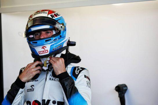 Nicholas Latifi (CDN) Williams Racing. 04.12.2019. Formula 1 Testing, Yas Marina Circuit, Abu Dhabi, Wednesday. - www.xpbimages.com, EMail: requests@xpbimages.com © Copyright: Batchelor / XPB Images