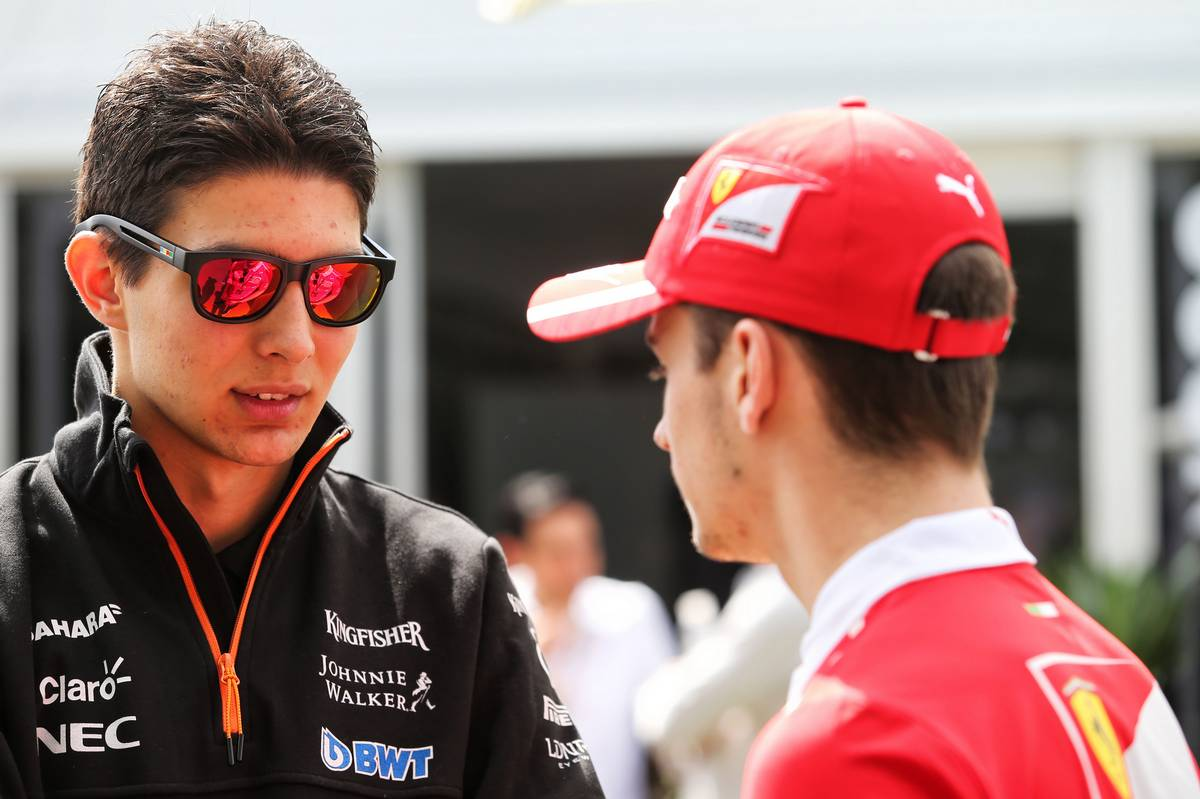 Ocon recalls his biggest - and sorely missed - karting rival - F1i.com