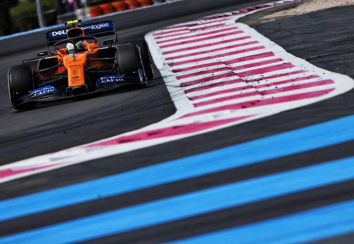 Lando Norris (GBR) McLaren MCL34. 23.06.2019.