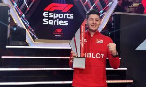 Ferrari's Tonizza takes F1 Esports 2019 drivers title