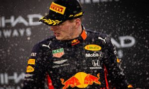 Verstappen aiming for a podium every race in 2020