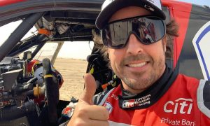 Alonso unsure he'll return to Dakar's trails