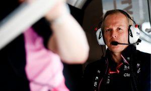 Racing Point's Green 'nervous' over double development program