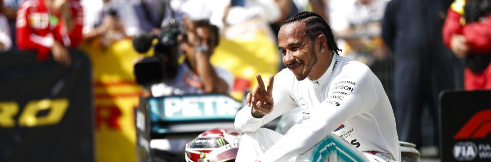 Berger: Hamilton 'exceptional' but Senna still the best